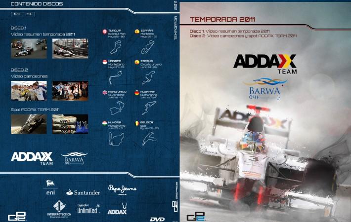 DVD Addax